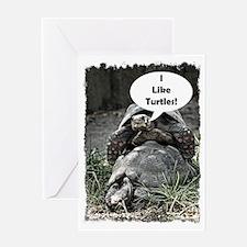 20080823_12311800_002_ILikeTurtles Greeting Card
