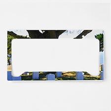 Pt. Loma 008 License Plate Holder