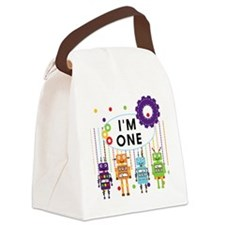 ROBOTONE Canvas Lunch Bag