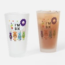 ROBOTSIX Drinking Glass