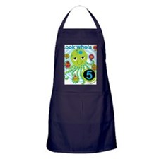 OCTOPUSfive Apron (dark)
