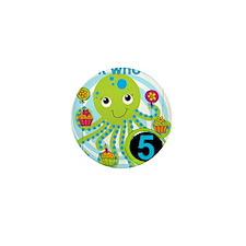 OCTOPUSfive Mini Button