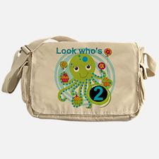 OCTOPUSsecond Messenger Bag