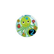 OCTOPUSsecond Mini Button