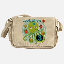OCTOPUSthree Messenger Bag