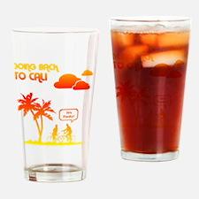 imgoingbacktocali Drinking Glass