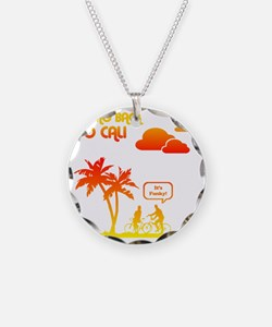 imgoingbacktocali Necklace