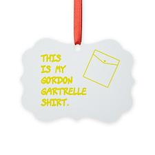 Gordon-Small-Pocket-Down Ornament