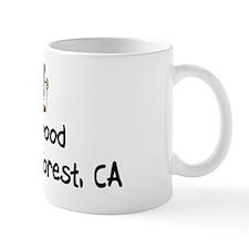 RedwoodNF_Back Mug
