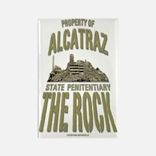 ALCATRAZ_THE ROCK_4x6_apparel Rectangle Magnet