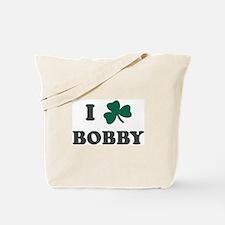I Shamrock BOBBY Tote Bag