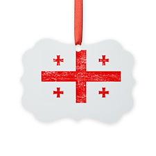 Georgia Ornament