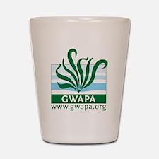 GWAPArevCP Shot Glass