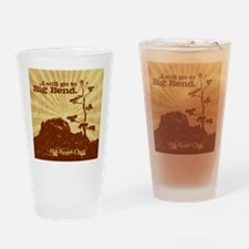 I will go to Big Bend Drinking Glass