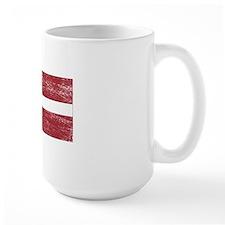 Latvia Mug
