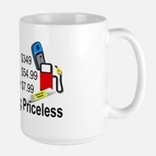 Geocaching Priceless Ceramic Mugs