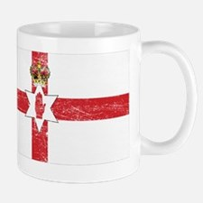 Northern Ireland Ulster Banner Mug
