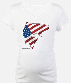 flag trout 1 Shirt