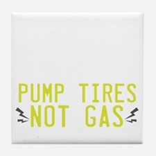Pump-Tires-2 Tile Coaster