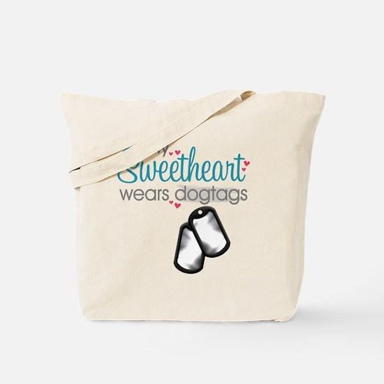 sweetheart1 Tote Bag