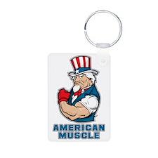 USA001.gif Keychains