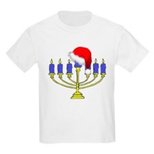 Christmas Menorah T-Shirt