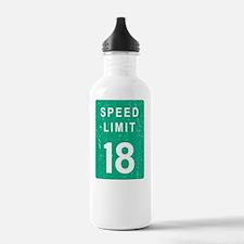 18_shirt Water Bottle