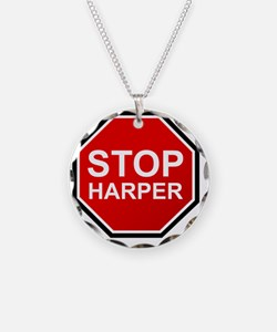 STOP HARPER Necklace