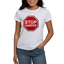 STOP HARPER Tee