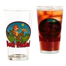 BUCK NECKEDPNG Drinking Glass