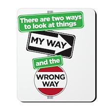 wrongway Mousepad