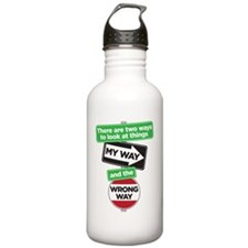 wrongway Water Bottle