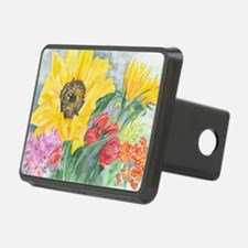 Courtneys Sunflower Hitch Cover