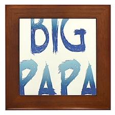 bigPAPA Framed Tile
