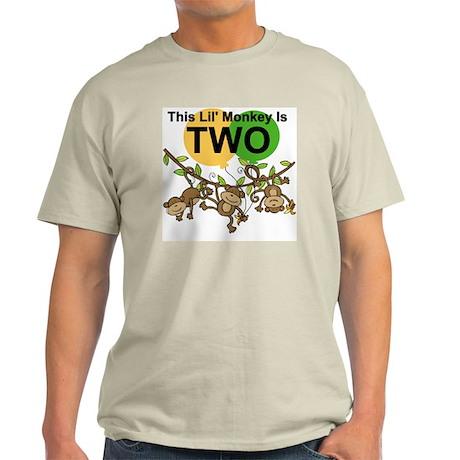 SWINGMONKEYSECOND Light T-Shirt