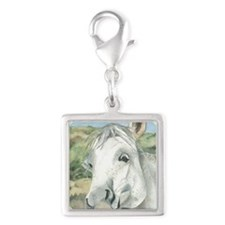 What was the Question Silver Square Charm