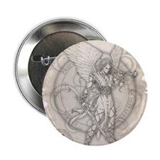 Archangel Gabriel Button