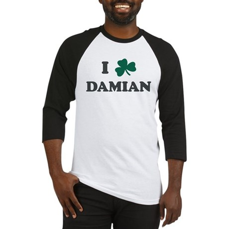 I Shamrock DAMIAN Baseball Jersey