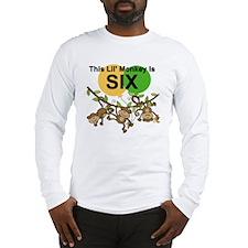 SWINGMONKEYSIXTH Long Sleeve T-Shirt