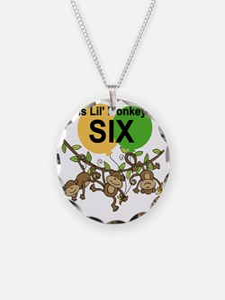 SWINGMONKEYSIXTH Necklace