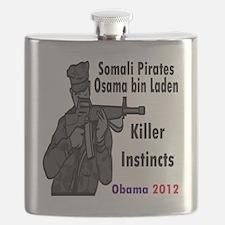 Killer Instincts Flask