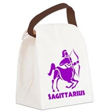 SAGITTARIUS1 Canvas Lunch Bag