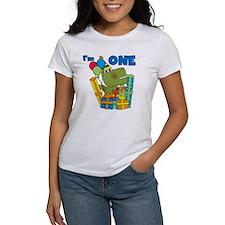 Little Dino 1st Birthday Tee