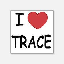 """TRACE Square Sticker 3"""" x 3"""""""