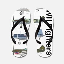 WWIIFighters_Front Flip Flops