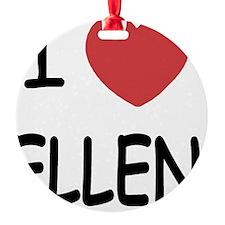 ELLEN Ornament