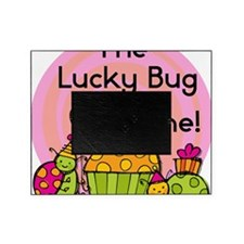Lucky Bug 1st Birthday Picture Frame