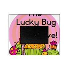 Lucky Bug 5th Birthday Picture Frame