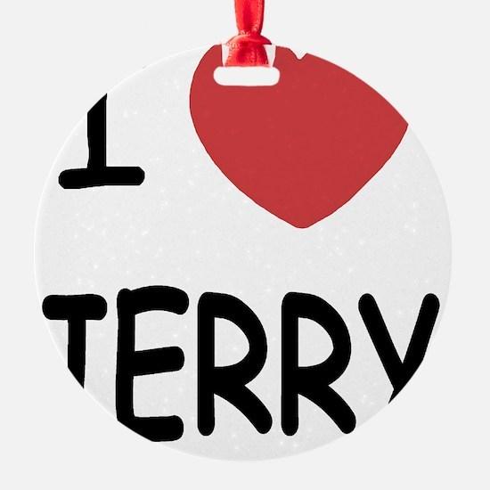JERRY Ornament