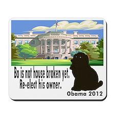 Bo no move10x10 Mousepad